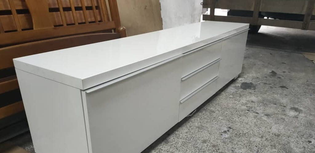 How can I dispose used IKEA furniture properly in Singapore