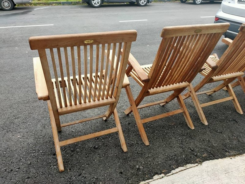 Making a Wooden Chair Comfortable