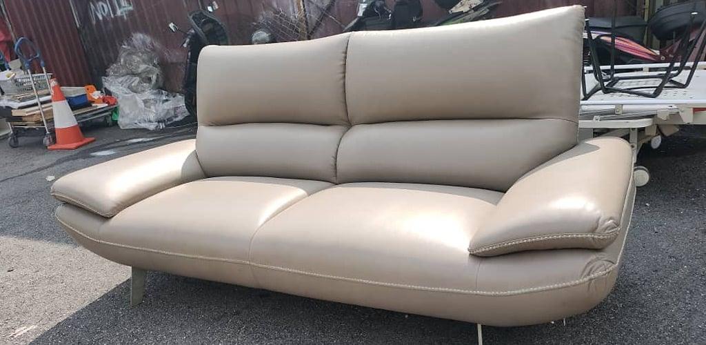 Why is my new sofa so hard